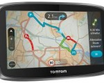 Picture of the TomTom GO 5000 sat nav